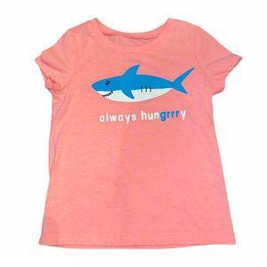 OshKosh B'gosh Pink Graphic Tee, Size 5T